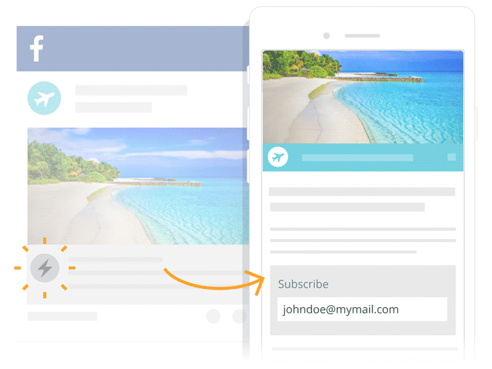 Facebook Marketing - Grow your Mailing List with Facebook Instant Articles | E-goi