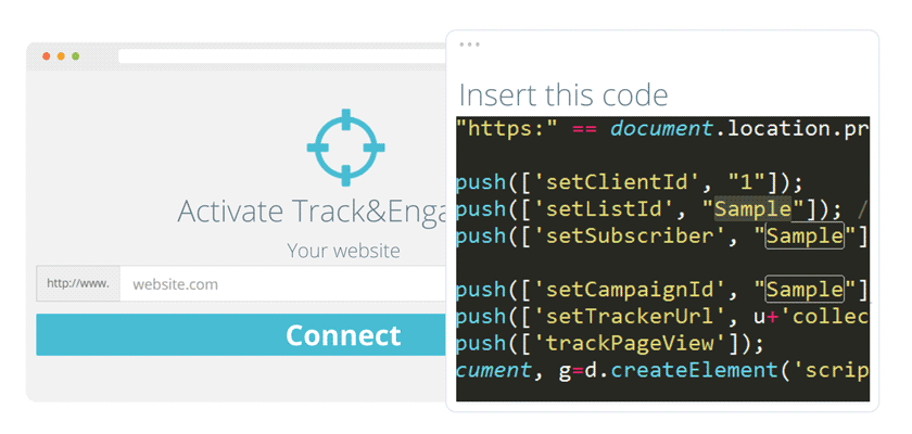 Ecommerce Tracking 360º - Integration is a Doddle - E-goi