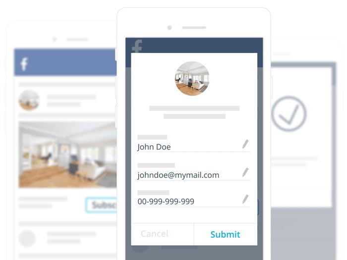 Facebook Marketing-  Lead Generation with Facebook Lead Ads  | E-goi