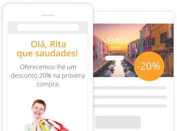 Personalização mensagens em Email Marketing | E-goi