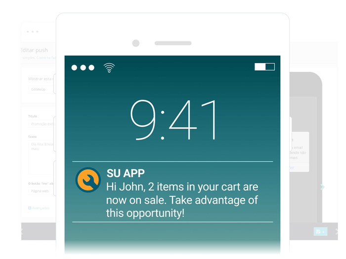 Instant, Non-Intrusive Messaging - E-goi