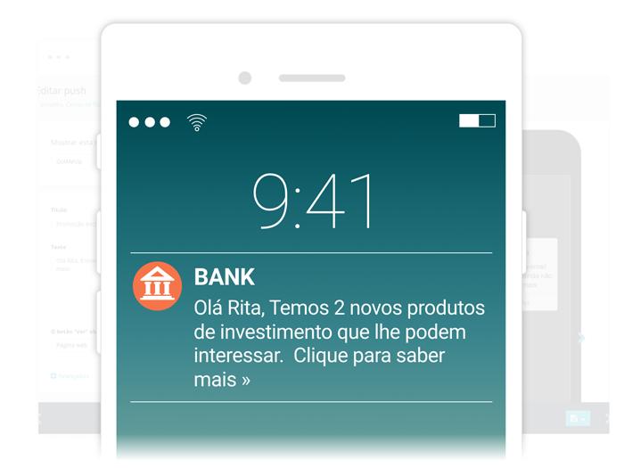 Mobile Banking como Nunca o Viu - E-goi