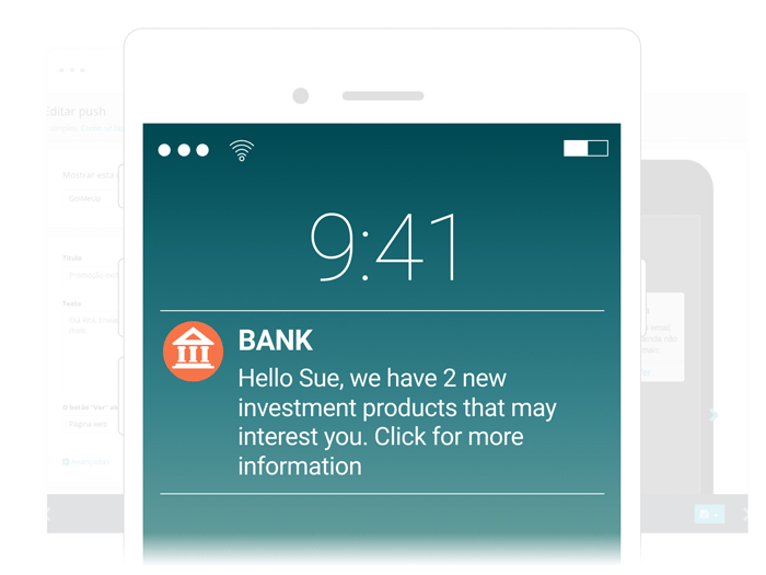 Mobile Banking like you've Never Seen Before - E-goi