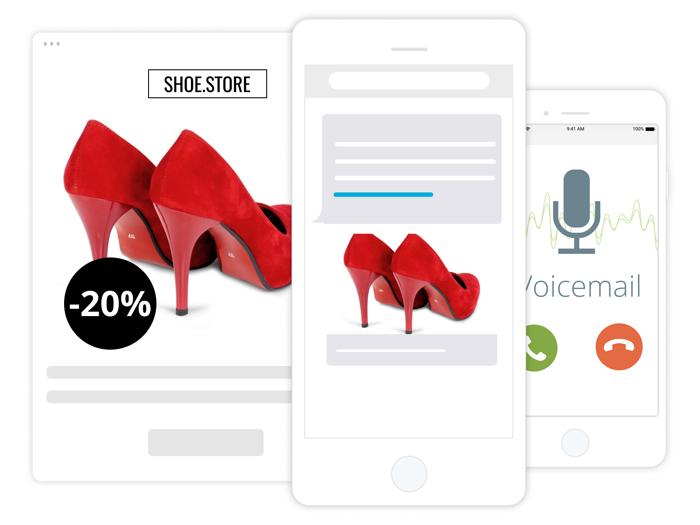 Ideal para E-commerce - Sempre Presente | E-goi