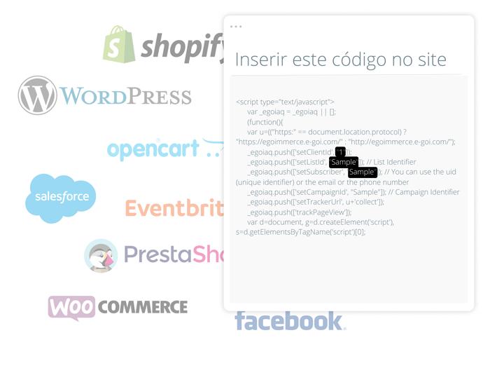 Ideal para Marketing para Startups - Totalmente Integrado | E-goi