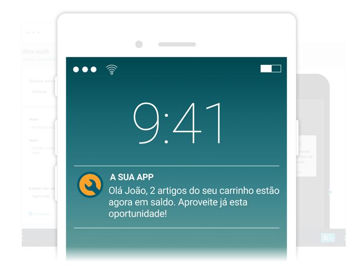 Ideal para Marketing para Startups - Notificações Push Mobile | E-goi