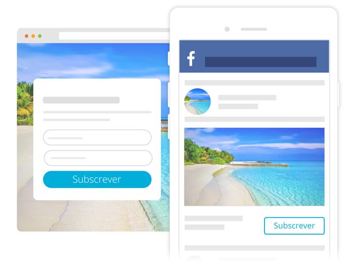 Ideal para Marketing no Turismo - Adquira Novos Viajantes | E-goi